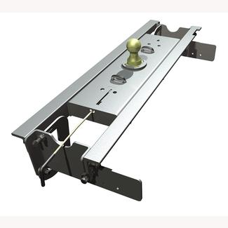 B & W Turnoverball™ Gooseneck Hitch, 2015-2018 Ford F150 5 1/2', 6 1/2' & 8' Bed