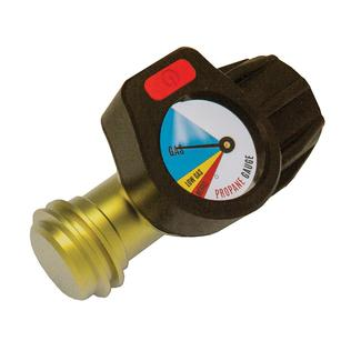 Propane Gas Gauge with LED Light