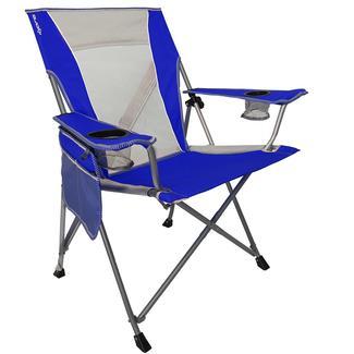 Kijaro Dual Lock Beach Chair, Blue
