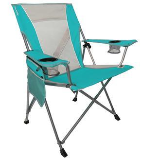 Kijaro Dual Lock Beach Chair, Turquoise