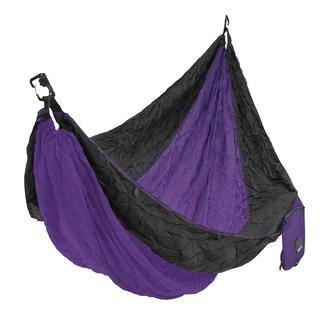 Kijaro Double Hammock, Purple