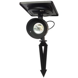 Progressive Solar Spotlight, Bright White LED