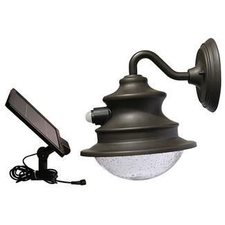 Solar Barn Light with Motion Sensor