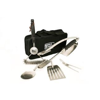 Grill Daddy Camping & Tailgating 7 in 1 Grill Set