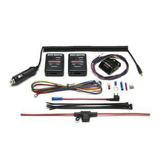 Wireless Universal Supplemental Braking System Monitor &amp&#x3b; Brake Light Switch Kit