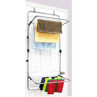 Over the Door Folding Dryer Rack