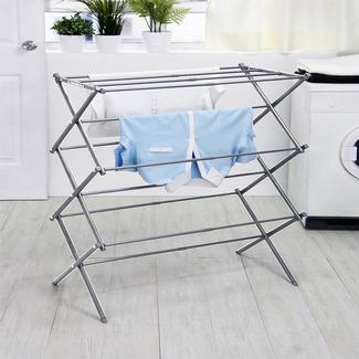 Samsonite® Expandable Steel Laundry Rack