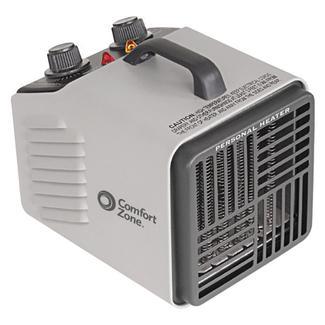 Comfort Zone&reg&#x3b; Electric Utility Heater&#x2f&#x3b;Fan