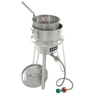 Bayou Classic® Stainless Fish Cooker