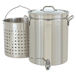 Bayou Classic® 10-gal. Stainless Stockpot