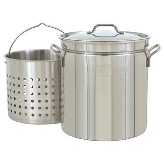 Bayou Classic® 62-qt Stainless Stockpot