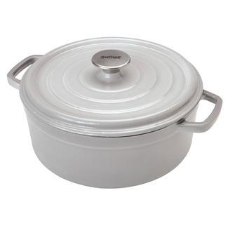 Bayou Classic® 5-qt Enameled Dutch Oven, Weathered Grey