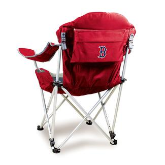 Boston Red Sox Reclining Camp Chair, Red