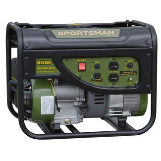 Sportsman Gasoline 2000 Watt Portable Generator