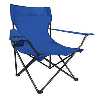 Blue Sports Chair