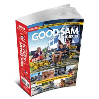 2019 Good Sam Travel Guide, 84th Edition
