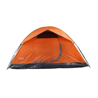 Osage River Glades 4-Person Tent - Orange&#x2f&#x3b;Titanium