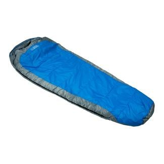 Osage River Zero Degree Sleeping Bag - Blue/Grey