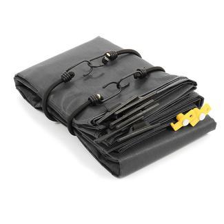 RV Awning Shade Kit, 54&quot&#x3b;x 180&quot&#x3b;, Black