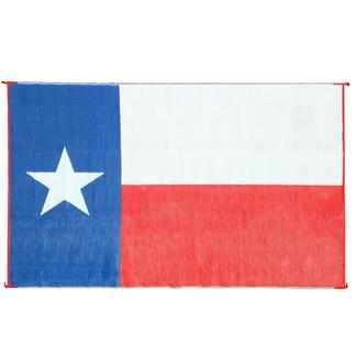 Texas Flag Outdoor Mat, 9&#x27&#x3b;x12&#x27&#x3b;