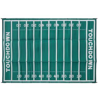 Outdoor Mat - 9' x 12' American Football Field