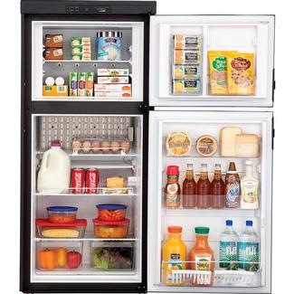 Dometic Americana RM2852 2-Way Refrigerator, Double Door, 8.0 Cu. Ft.