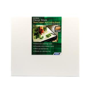 Decor-Mate Stove Topper - White