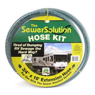 Sewer Solution - 10' Extension Hose Kit