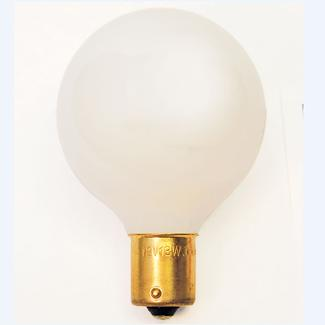 12V Bulb Ref. # 2099 Single Contact -- For Vanity Fixture