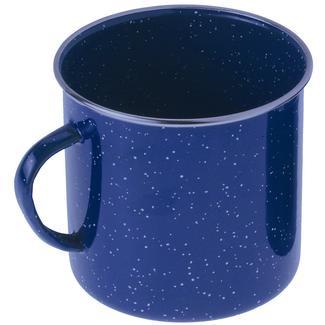 Enamelware 12 oz Cup, Blue