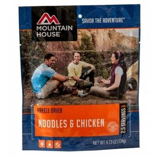 Noodles and Chicken Freeze-Dried Meal Pouch