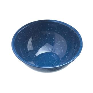 Enamelware 6 Inch Bowl, Blue