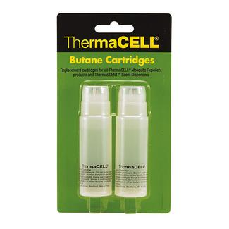 ThermaCELL Butane Cartridge Refill, 2-Pack