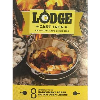 Lodge Cast Iron Dutch Oven Liners