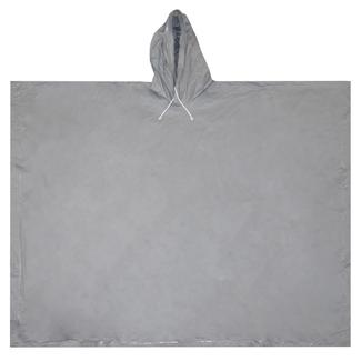 All-Weather Adult Poncho, Gray