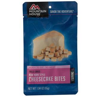 New York Style Cheesecake Bites