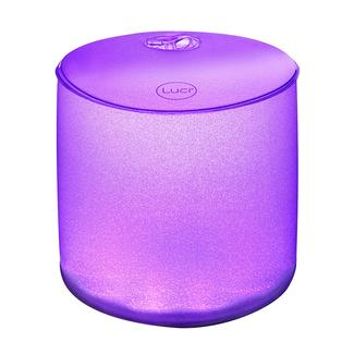 Color Inflatable LED Solar Light