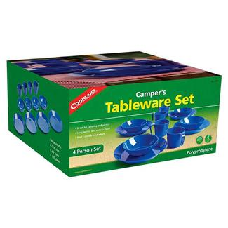 Camper's Tableware Set