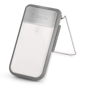 BioLite PowerLight Mini Clippable Lantern and Charge Port Combo Gray