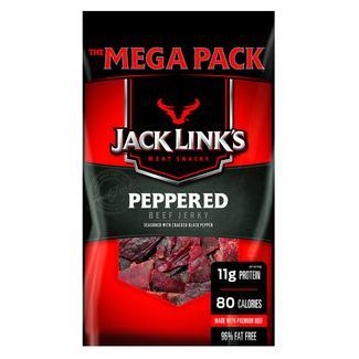Jack Link's Peppered Beef Jerky, 8 oz.