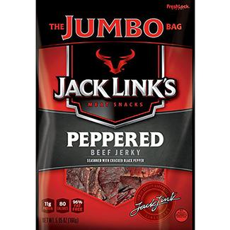 Jack Link&#x27&#x3b;s Peppered Beef Jerky, 5.85 oz.