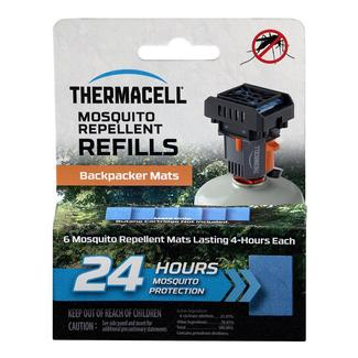 Thermacell Backpacker Mosquito Repeller 24-Hour Mat-Only Refill