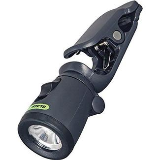 Blackfire Mini Clamplight Flashlight