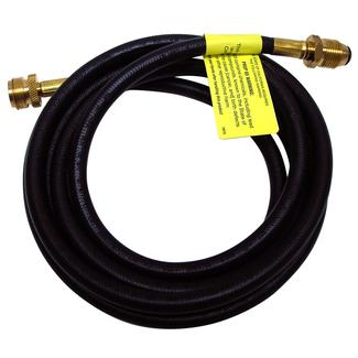 Mr. Heater 10' Oil-Free Propane Hose Assembly with Acme Nut F273703-120