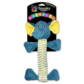 Spunky Pup Wibbleez Stretch Toy, Short
