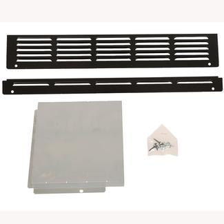 Microwave Trim Kit - Black