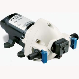 Flojet Triplex Automatic Water System Pump, 2.9 gpm &#x28&#x3b;11 lpm&#x29&#x3b;