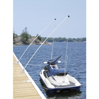 Dockmate Economy Mooring Whips 8&#x27&#x3b;