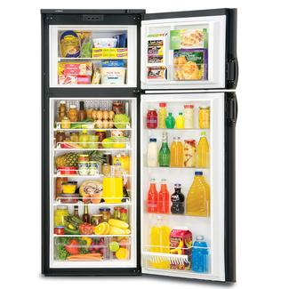 Dometic New Generation RM3962 2-Way Refrigerator, Double Door, 9.0 Cu. Ft.