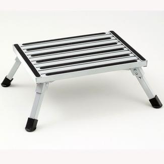 Aluminum Folding Step